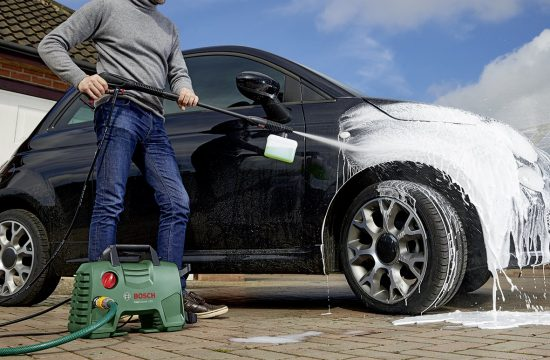 pressure washer for car detailing