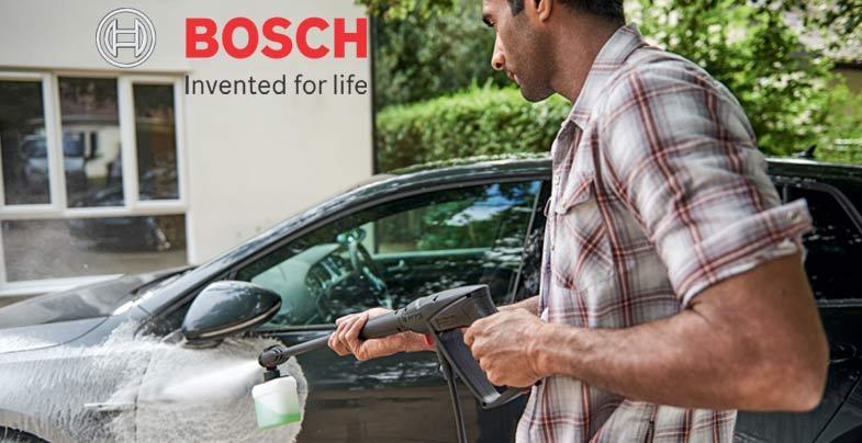 bosch pressure washer
