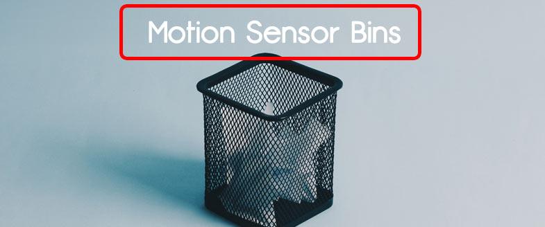 motion sensor bins australia